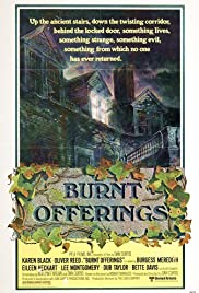 Burnt Offerings (1976) Poster - Movie Forum, Cast, Reviews