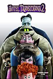 Hotel Transylvania 2 2015 BluRay 720p 800MB ( Hindi – English ) MKV