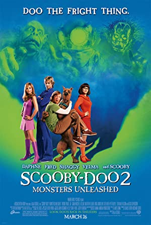 poster,picture of Scooby-Doo 2: Monsters Unleashed