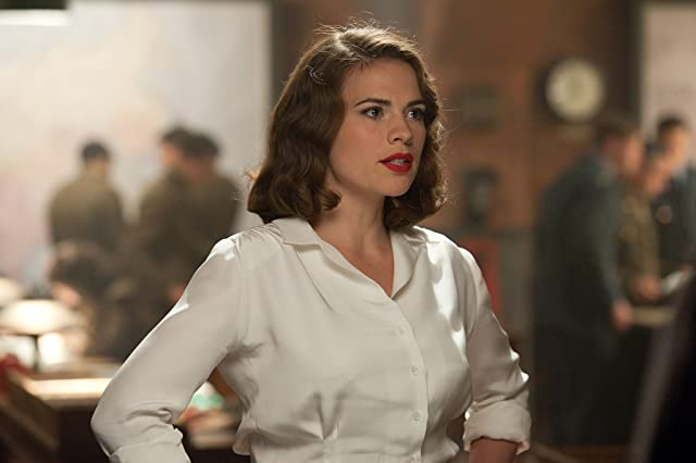 Hayley Atwell in Captain America: The First Avenger (2011)