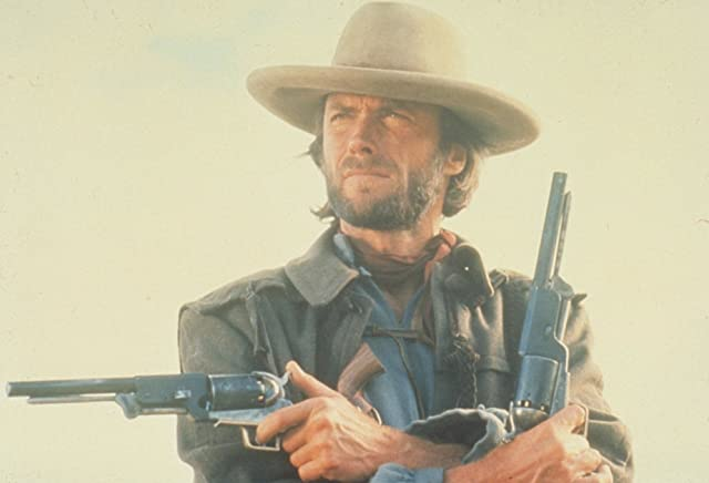 Clint Eastwood in The Outlaw Josey Wales (1976)