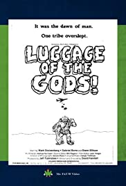 Luggage of the Gods! Poster