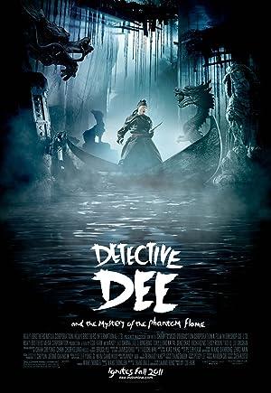 Detective Dee The Mystery of the Phantom Flame ตี๋เหรินเจี๋ย ดาบ
