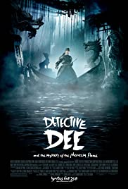 Detective Dee: Mystery of the Phantom Flame Poster