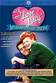 I Love Lucy's 50th Anniversary Special Poster