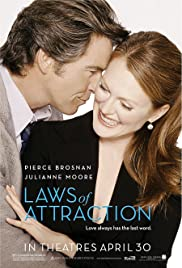 Laws of Attraction Poster