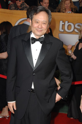 Ang Lee at 12th Annual Screen Actors Guild Awards (2006)