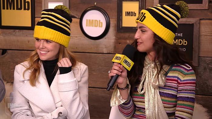 Sundance Celebrities' First On-Screen Kisses