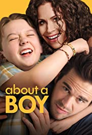 About a Boy Poster - TV Show Forum, Cast, Reviews