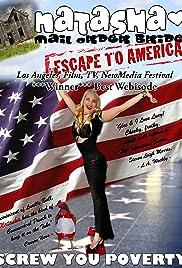 Natasha Mail Order Bride Escape to America Poster