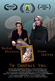 To Comfort You Poster