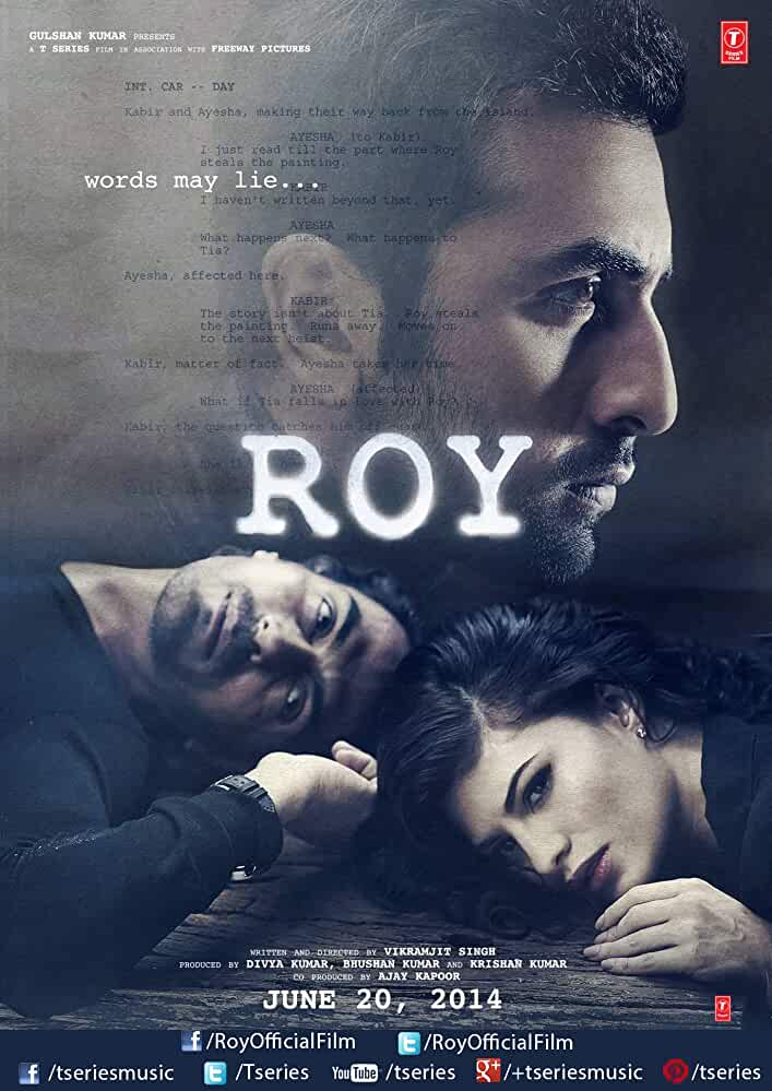 Roy 2015 Full Hindi Movie 720p BluRay full movie watch online freee download at movies365.lol