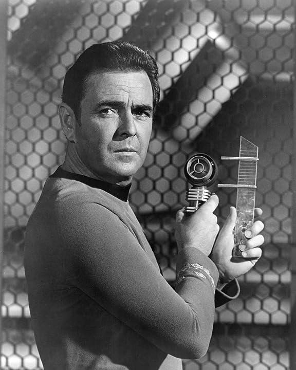 James Doohan in Star Trek (1966)