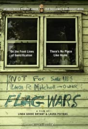 Flag Wars (2003) Poster - Movie Forum, Cast, Reviews