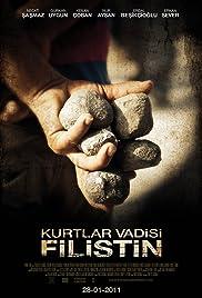 Kurtlar Vadisi: Filistin Poster