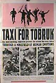 Taxi for Tobruk(1961) Poster - Movie Forum, Cast, Reviews