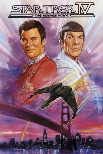 Leonard Nimoy and William Shatner in Star Trek IV: The Voyage Home (1986)