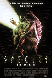 Species(1995) Poster - Movie Forum, Cast, Reviews