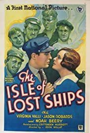 The Isle of Lost Ships Poster