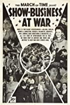 Show-Business at War (1943) Poster