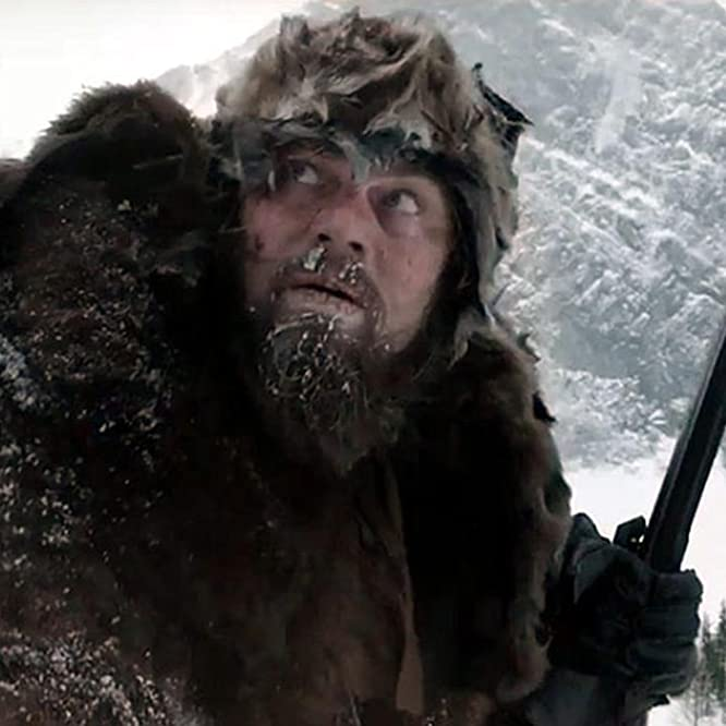 Leonardo DiCaprio in The Revenant (2015)