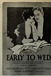 Early to Wed Poster
