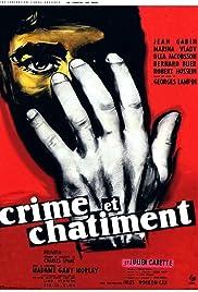Crime and Punishment(1956) Poster - Movie Forum, Cast, Reviews