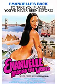 Confessions of Emanuelle Poster