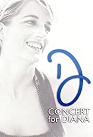 Concert for Diana Poster