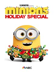 Illumination Presents: Minions Holiday Special (2020) poster