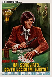 Kill the Poker Player Poster