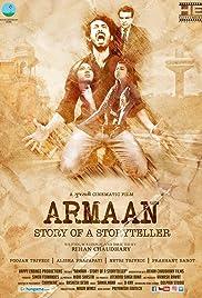 Watch Online Armaan: Story of a Storyteller HD Full Movie Free
