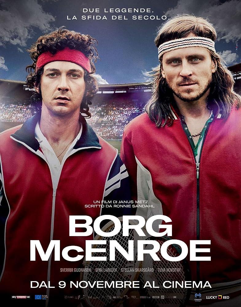 مشاهدة فيلم Borg vs. McEnroe 2017 مترجم