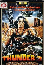 Thunder III Poster