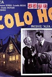 Piccolo hotel Poster