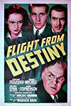 Flight from Destiny (1941) Poster
