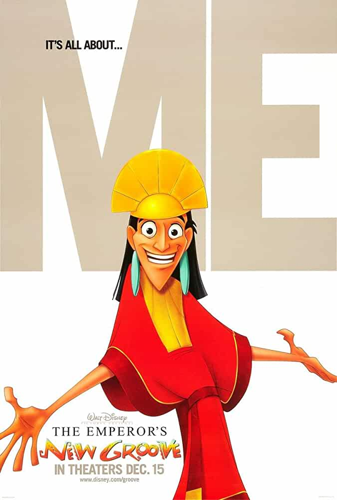The Emperors New Groove 2000 Hindi Dual Audio 720p BluRay full movie watch online free download at movies365.com