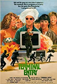 Terminal Entry Poster