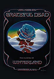 Grateful Dead: The Closing of Winterland Poster