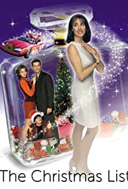 The Christmas List Poster