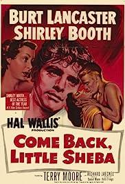Come Back, Little Sheba(1952) Poster - Movie Forum, Cast, Reviews