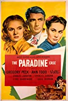 Image of The Paradine Case