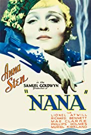 Nana (1934) Poster - Movie Forum, Cast, Reviews