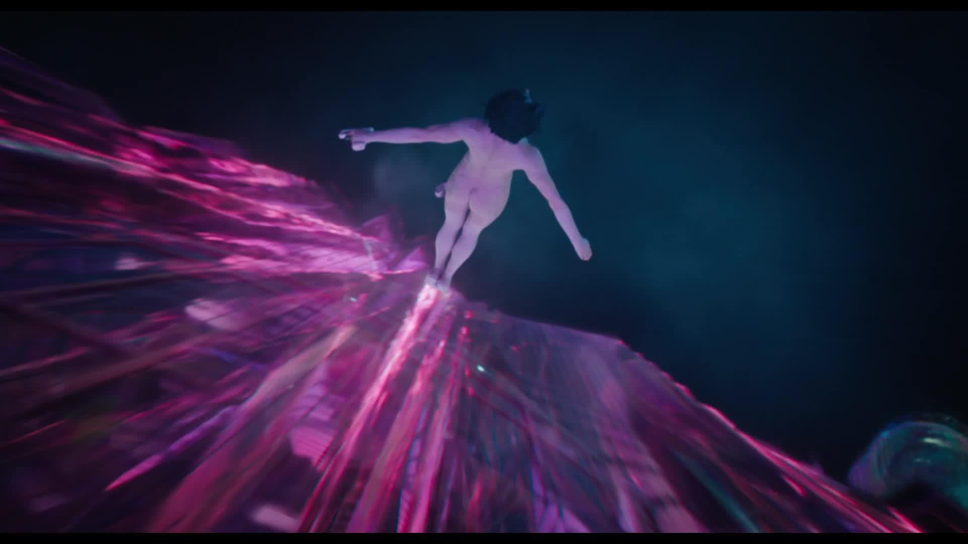 New Trailer from Ghost in the Shell (2017) Scarlett Johansson Wallpaper