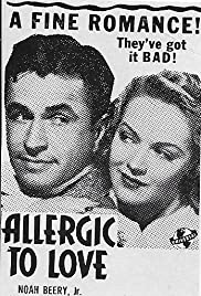 Allergic to Love Poster