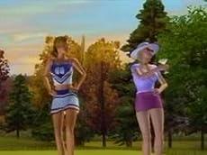 Outlaw Golf 2 (VG)