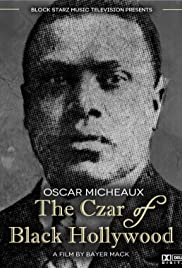 The Czar of Black Hollywood Poster