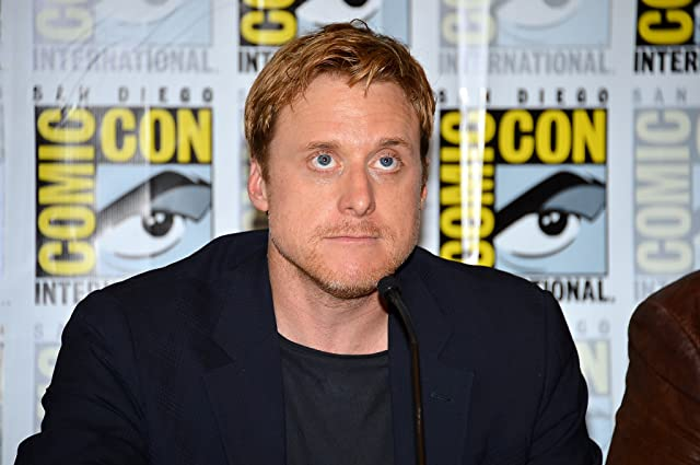 Alan Tudyk at Firefly (2002)