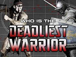 Deadliest Warrior Poster