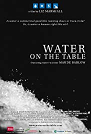 Water on the Table Poster